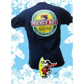 Tee-shirt Mickey Rat Mickey Brasserie