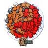 """Les stickers grands formats de Jace: """" Le yin et le yang"""""""