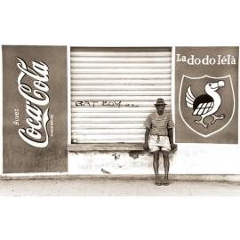 Les posters d'Edgar La Réunion -Bat Boy-