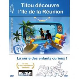 Titou découvre l'île de la Réunion-Série en DVD