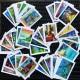 """Pochette 37 cartes: """"La Réunion vue par les peintres"""" Vol.2"""