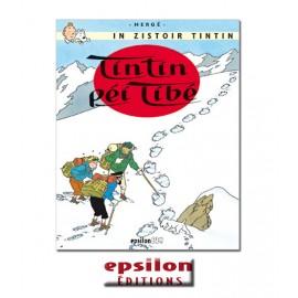 Tintin :Le crabe aux pinces d'or en créole. D'Hergé