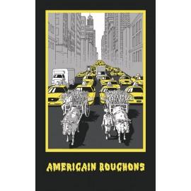 """Tee-shirt Bourbon Palto """"Bouchons gratinés"""". Ile de La Réunion"""
