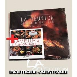 La Réunion génèse d'une île, Jade Editions.