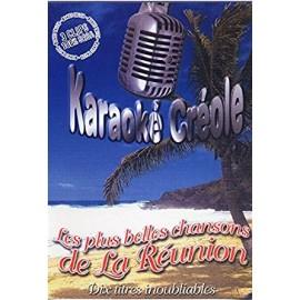 DVD Karaoké Créole