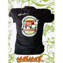"Tee shirt ""Komérage"" La bière Dodo"
