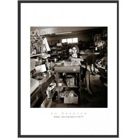 """Les posters d'Edgar La Réunion """"Entre deux: boutique de bras long"""""""
