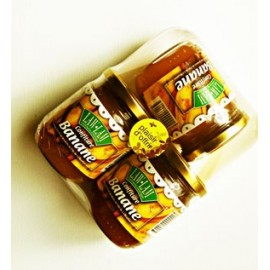 Confiture Banane Law Lam Lot de 3 pots 250grs