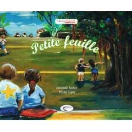 Petite feuille- Livre et conte philosophqiue La Réunion