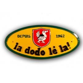 """Plaques décorative """"La dodo lé la"""""""