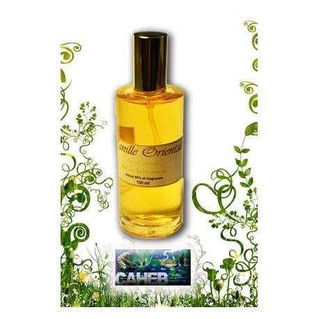 Eau de Parfum Vanille orientale: Le chouchou de Boutique Australe