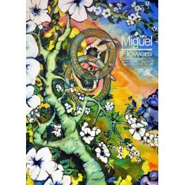 Affiche d'Expo Flowers St Pierre et St Leu.