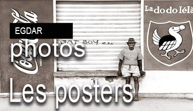 Les posters d'Edgar
