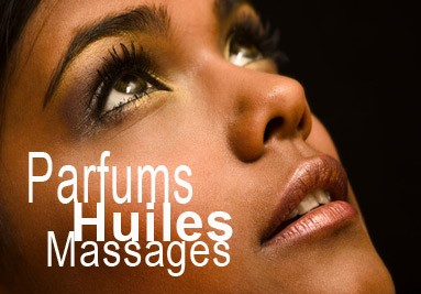 Parfums, huiles et massages